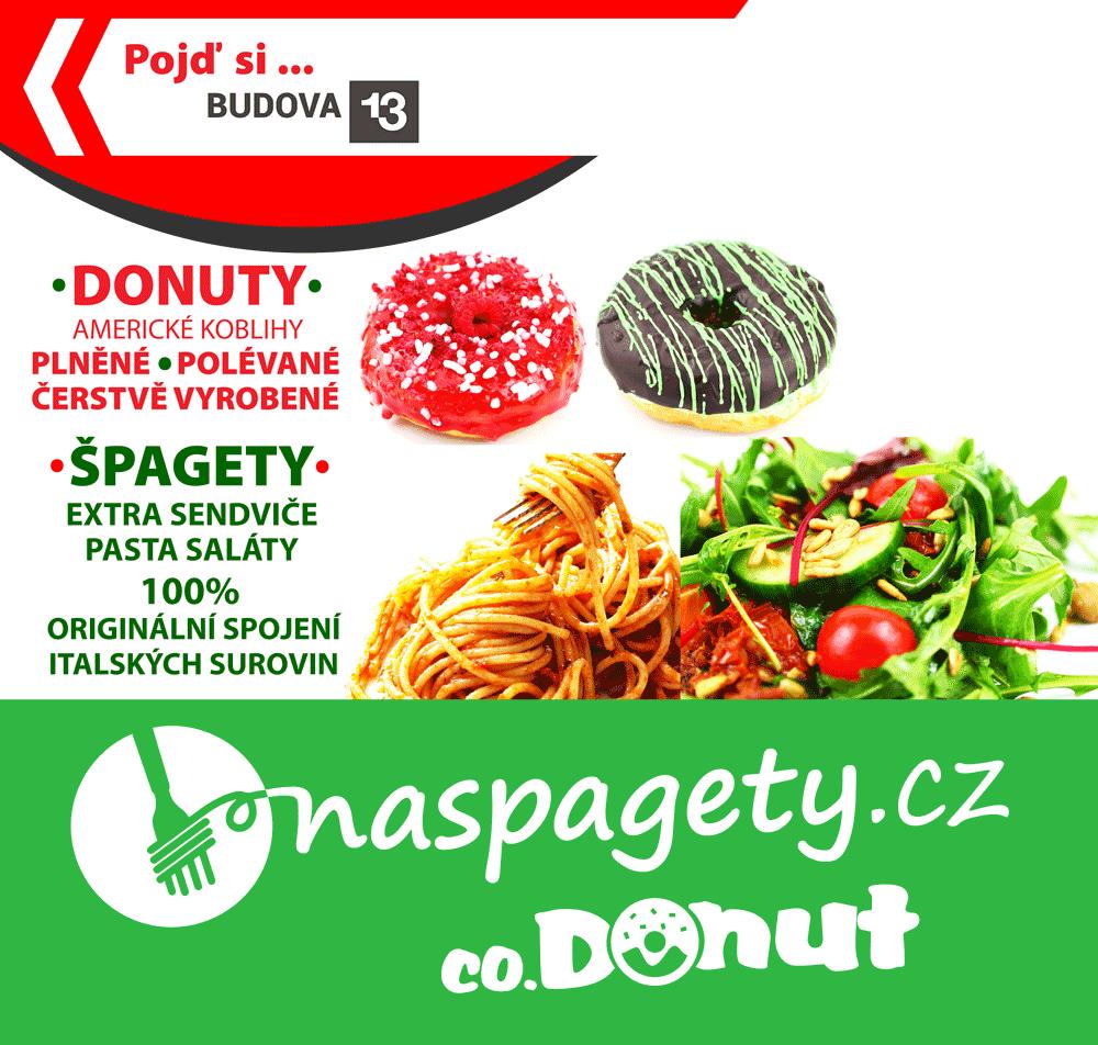 Na Špagety.cz & co Donut