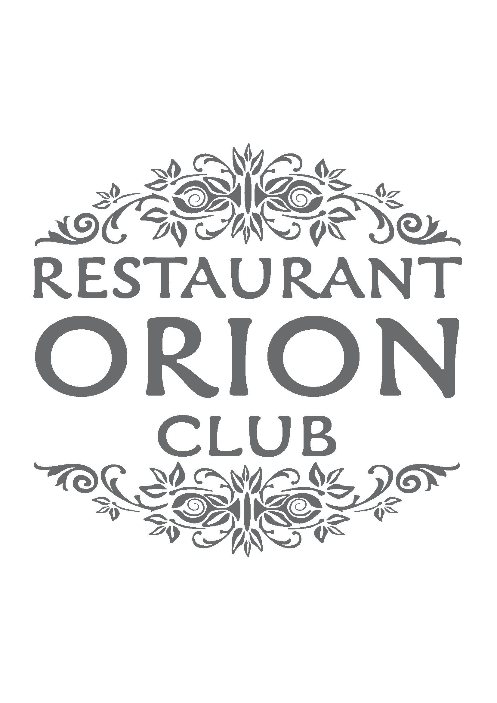Restaurant ORION & Club