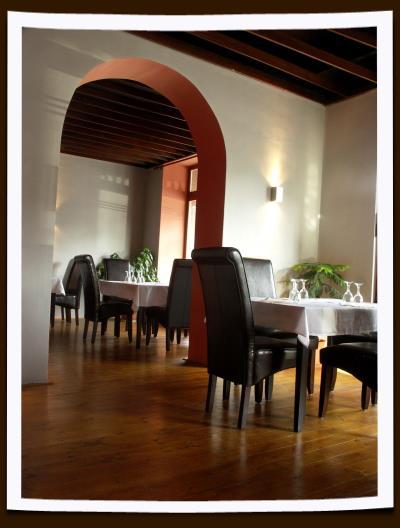 Italská restaurace na Hotelu Saloon